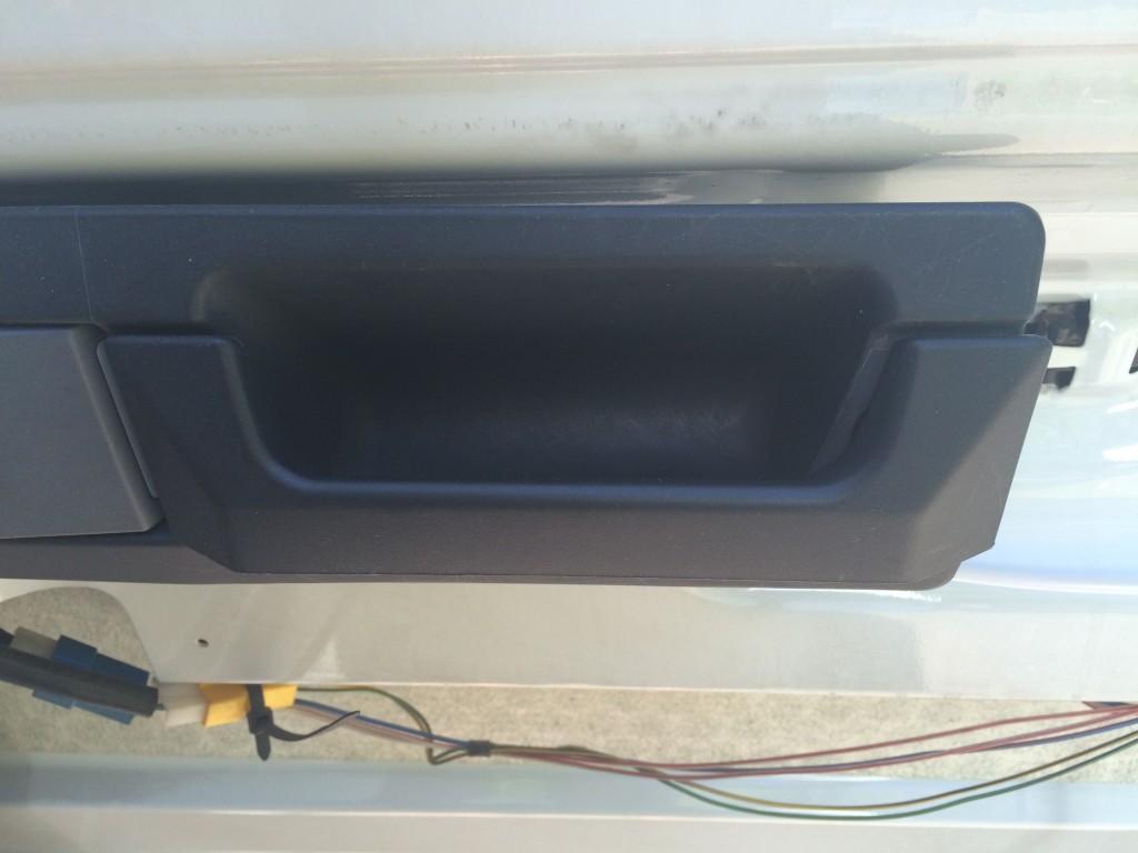 T1N rear door handle