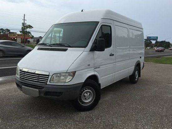 2004 Dodge Sprinter 2500 140WB for sale in Tarpon Springs Florida