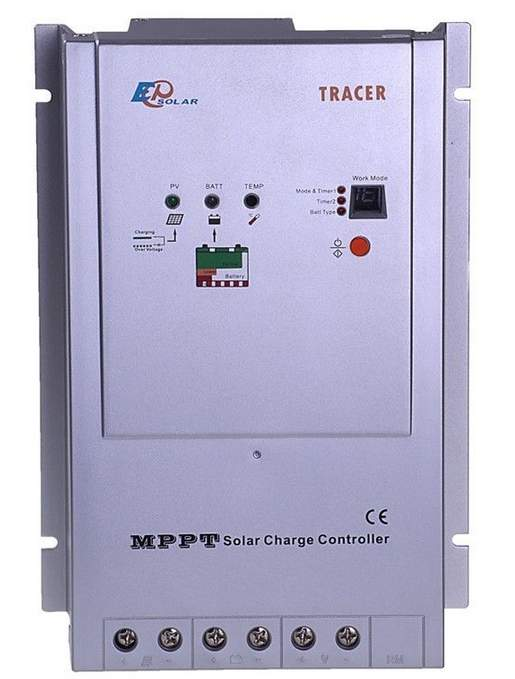 Renogy Tracer 40A MPPT charge controller